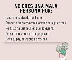 persona, vida, and frases español image