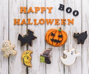 autumn, baked, and boo image