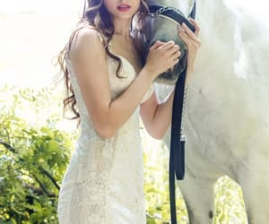beautiful, bride, and couples image