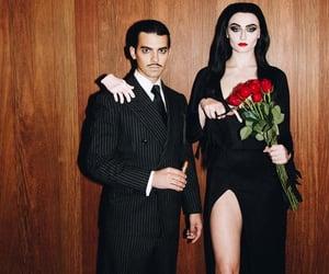 Joe Jonas, sophie turner, and Halloween image