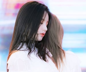 beauty, heejin, and kpop image
