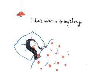 feeling, Lazy, and me image