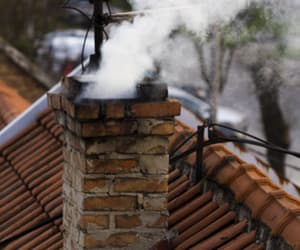 chimney sweeps, fireplace cleaning, and chimney cleaning services image