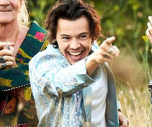 Harry Styles, gucci, and boy image