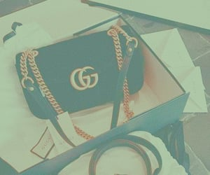 aesthetic, gucci, and bag image