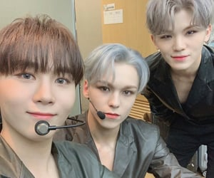 Seventeen, woozi, and vernon image