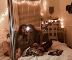 bedroom and bff image
