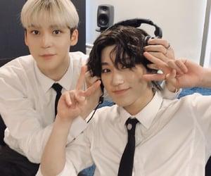 san, yunho, and jeong yunho image