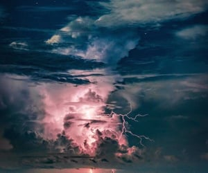 beautiful, nature, and night sky image