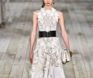 Alexander McQueen, Couture, and dress image
