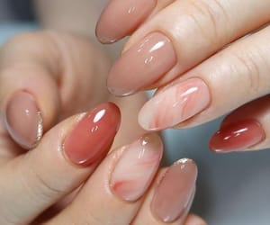 beauty, hands, and nail image