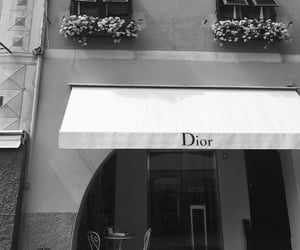 dior, brand, and fashion image