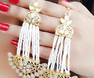 amazing, earrings, and pretty earrings image