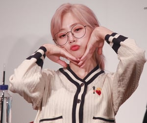 blonde, dreamcatcher, and glasses image