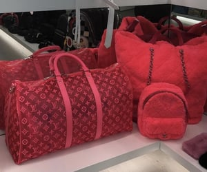 bags and Louis Vuitton image