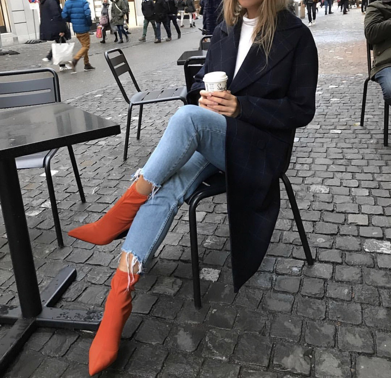 article, lookbook, and outfit image