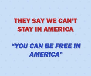america, quote, and xylø image