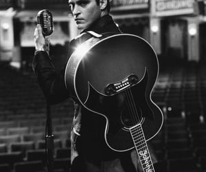 actor, Johnny Cash, and movie image