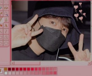 icon, jungkook, and layout image