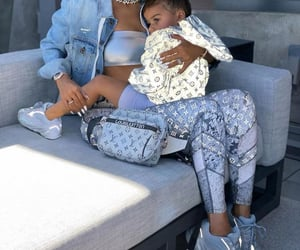baby, chic, and fashionista image