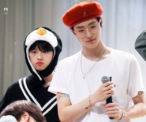 x1, seungyoun, and dongpyo image