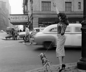 retro and woman image
