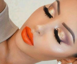 beuty, make up, and glitter image