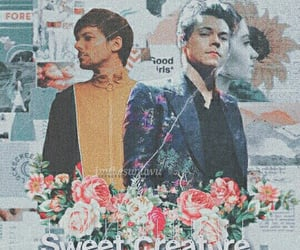 wallpaper, harrystyles, and louistomlinson image
