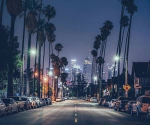 california, downtown LA, and los angeles image