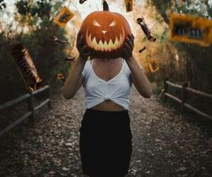Halloween, autumn, and costume image
