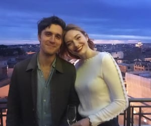 actor, actress, and eleanor tomlinson image