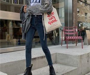 kstyle, kfashion, and korean fashion image