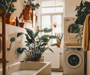 aesthetic, apartment, and bath image