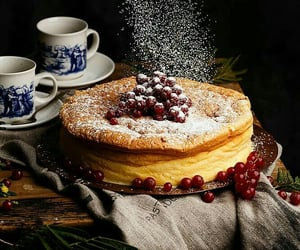 delicious and cake image