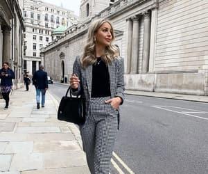 bag, blazer, and classy image