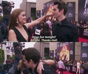 holland roden, o'broden, and dylan o'brien image