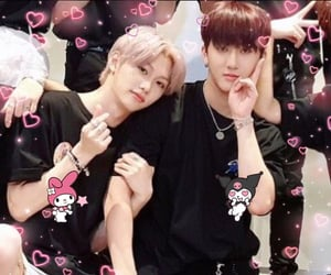 felix, cute edit, and changbin image
