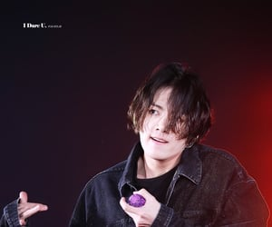 concert, jin, and bts image
