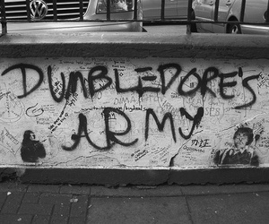 army, black and white, and dA image
