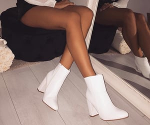 fashion, shoes, and lookbook image