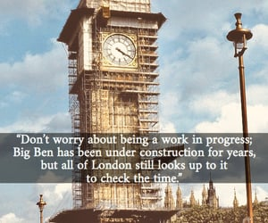 Big Ben, don't, and london image
