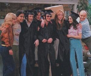 70s, series, and graduation image