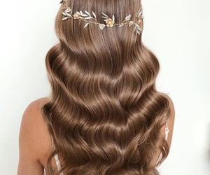 beautiful, color, and hair style image