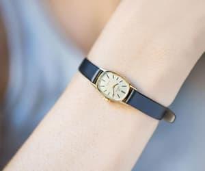 etsy, minimalist watch, and swiss watch lady image