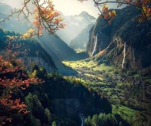 nature and switzerland image