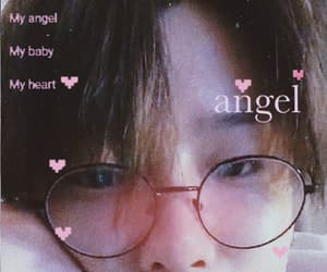 angel, baby, and cybergoth image