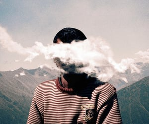 indie, aesthetic, and clouds image