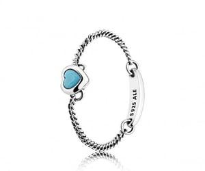 anel, pandora, and ring image