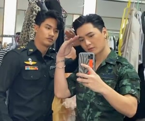 actors, handsome, and thai image
