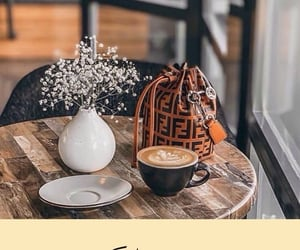 arabic, coffe, and good morning image